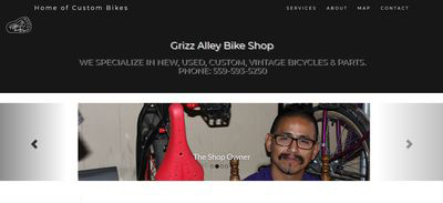 Grizz Alley Bike Shop